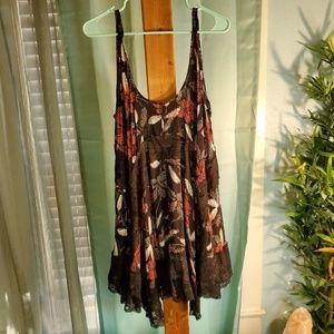 Intimately Free People Lace Trapeze Dress